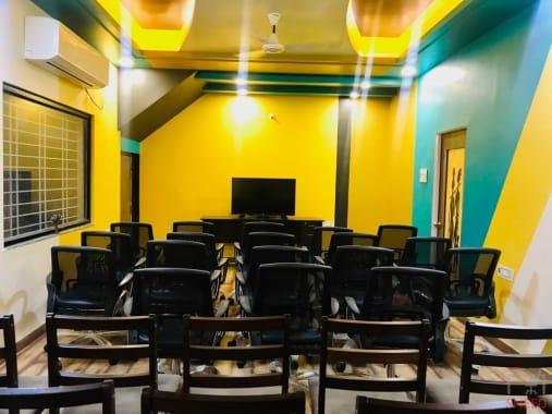 35 seaters Event Space Nagpur KT Nagar stint-coworking-kt-nagar