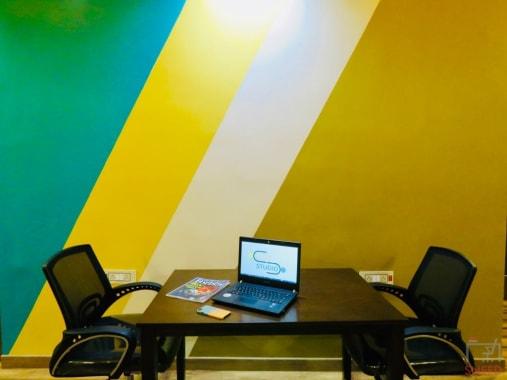 2 seaters Private Room Nagpur KT Nagar stint-coworking-kt-nagar