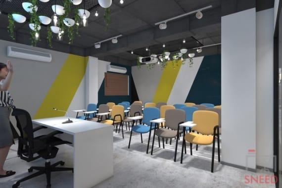 24 seaters Open Desk New Delhi Connaught Place workingdom-cp
