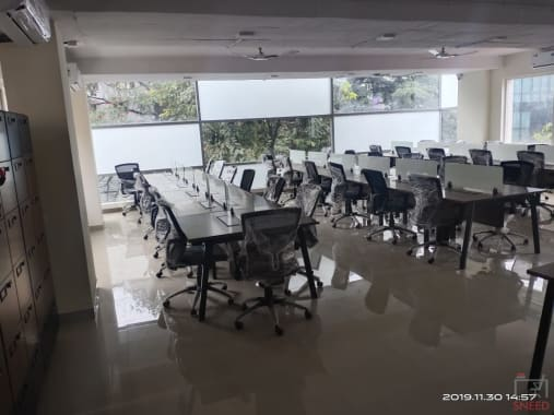 80 seaters Open Desk Bangalore Indiranagar branch-out