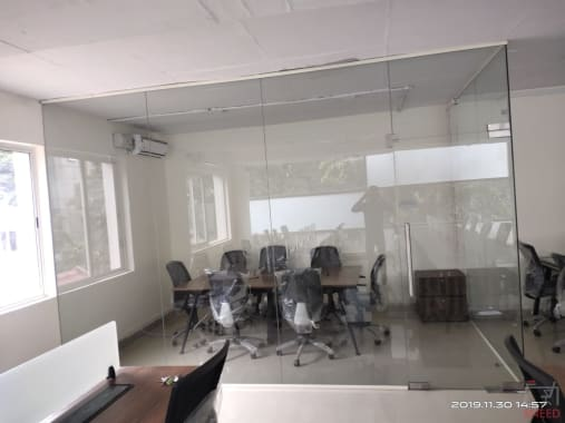 10 seaters Meeting Room Bangalore Indiranagar branch-out