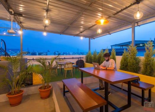 Open Desk Bangalore HSR grexter-aquila