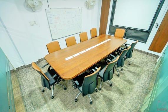 Meeting Room Bhopal Maharana Pratap Nagar workspace.city