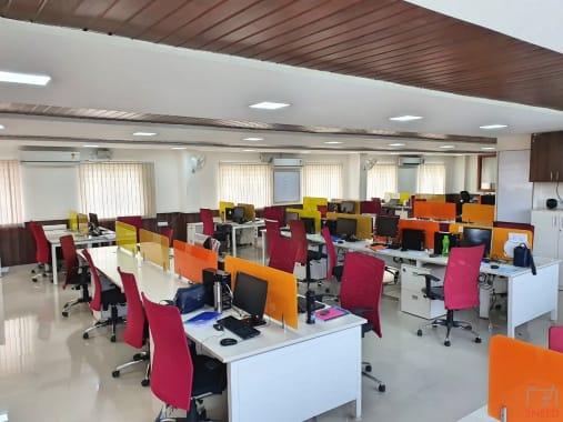 37 seaters Open Desk Bangalore Kanakpura Road phoenix-work-space
