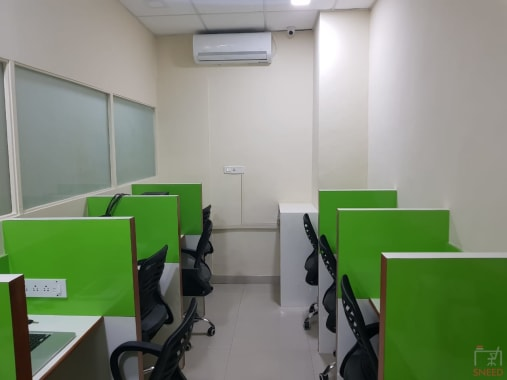 20 seaters Open Desk Pune Aundh radical-coworking-space