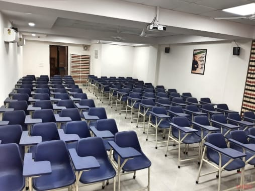 50 seaters Training Room New Delhi Karol Bagh fair-price-book-mart