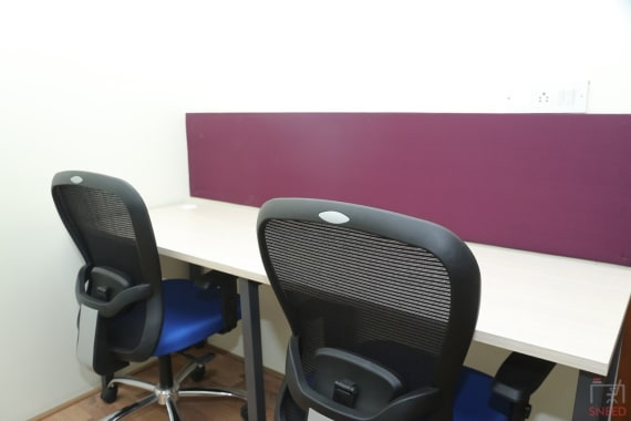 2 seaters Private Room Bangalore Koramangala work@hub