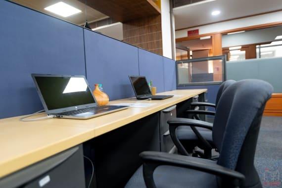 538 seaters Open Desk Noida Sector 58 miqb-noida-center