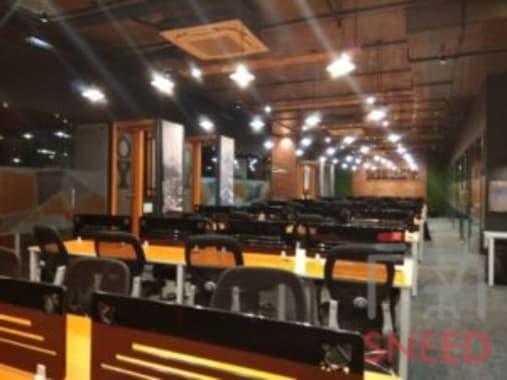 20 seaters Open Desk Hyderabad Gachibowli incuspaze-fairfield