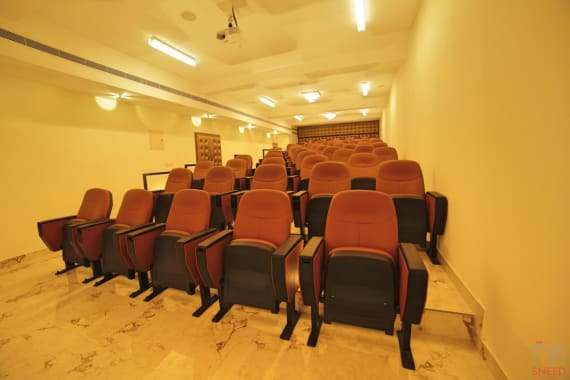 57 seaters Training Room Chennai Perungudi erisha-auditorium