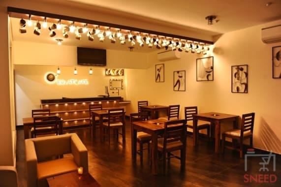 8 seaters Open Desk Chennai Perungudi eclat-cafe