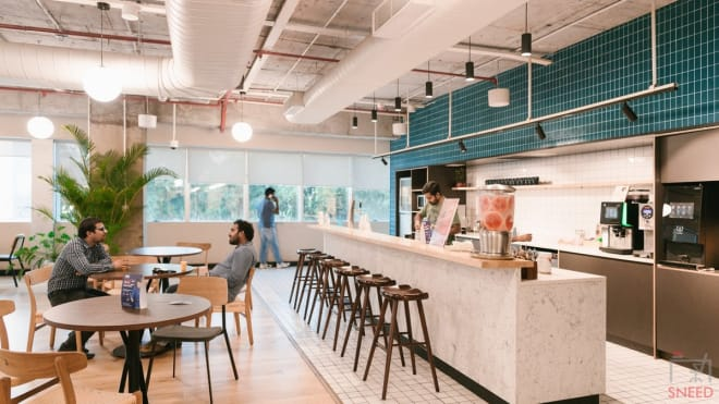 General Bangalore Domlur wework-embassy-golf-link