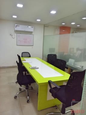8 seaters Meeting Room Kolkata Salt Lake ebluesoft