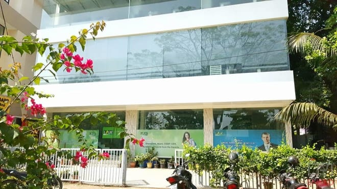 General Cochin VIP Road logic-workspace