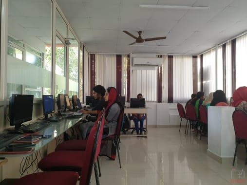 30 seaters Training Room Cochin VIP Road logic-workspace