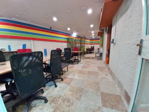 15 seaters Open Desk Pune Kothrud workster-coworking