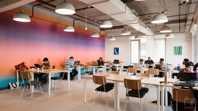 50 seaters Open Desk Mumbai Thane wework-zenia