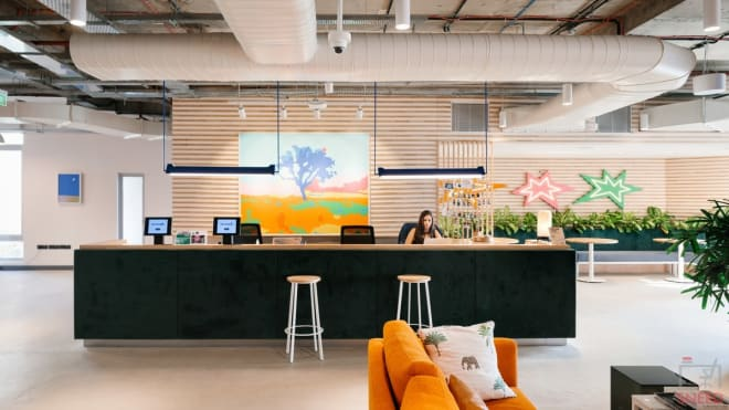 General Mumbai Thane wework-zenia
