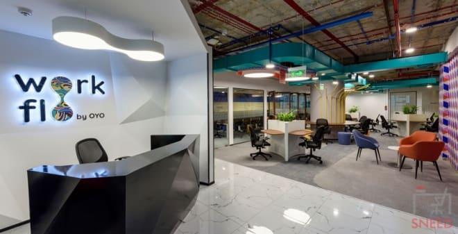 General Hyderabad Hitech City workflo-hitex-bizness-square