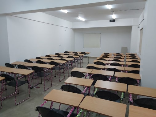60 seaters Training Room Bangalore Langford Town vibranium-inside-langford-town