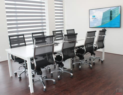 10 seaters Meeting Room Chennai Perungudi lm-tech-park