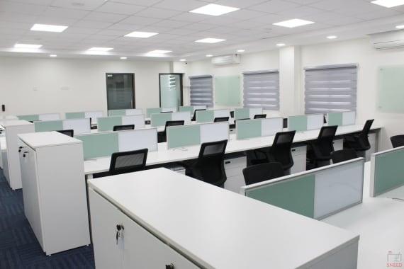 35 seaters Open Desk Chennai Perungudi lm-tech-park
