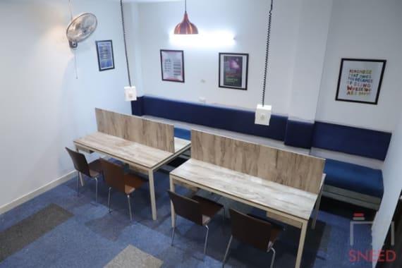 24 seaters Open Desk New Delhi Nehru Place office-on-board