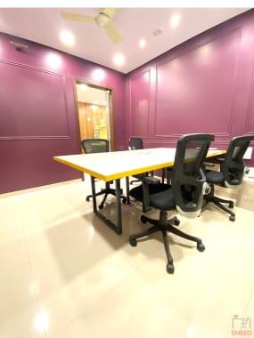 Private Room Mumbai Colaba hourspace