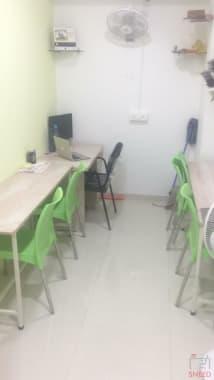 8 seaters Open Desk Pune Kharadi coding-nest