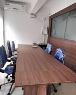10 seaters Meeting Room Bangalore Indiranagar collaboworks