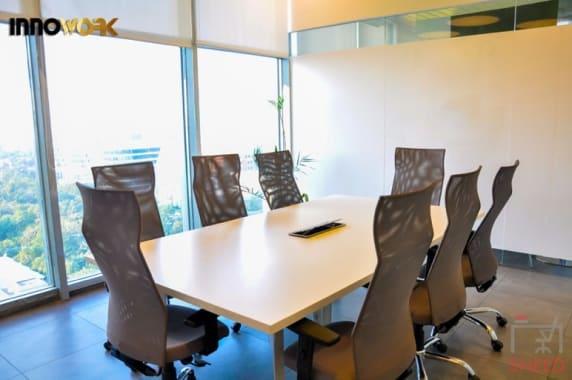 12 seaters Meeting Room Gurgaon Sector 38 innowork-gurgaon
