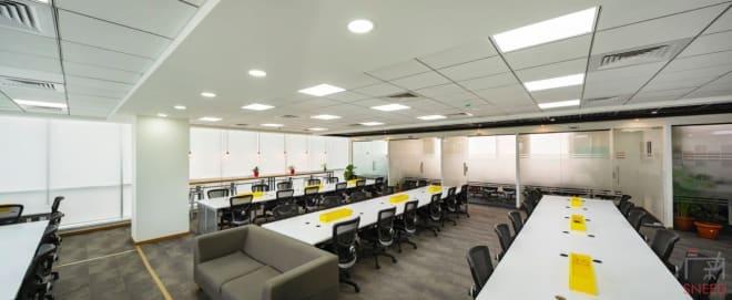 600 seaters Open Desk Bangalore HSR 315-work-avenue-hsr3
