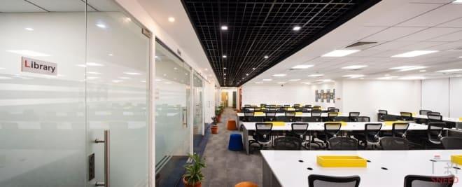 450 seaters Open Desk Bangalore HSR 315-work-avenue-hsr2