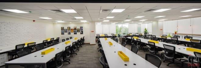 350 seaters Open Desk Bangalore HSR 315-work-avenue-hsr1