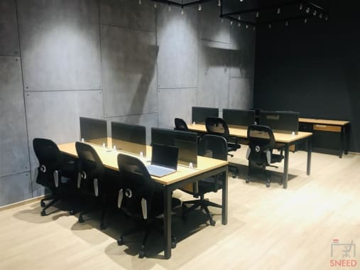 18 seaters Open Desk Mumbai Mulund lets-work-cospaces