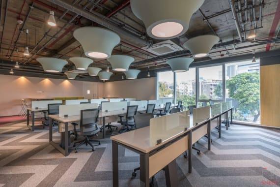 63 seaters Private Room Hyderabad Kondapur work-wild-innovative-workspace