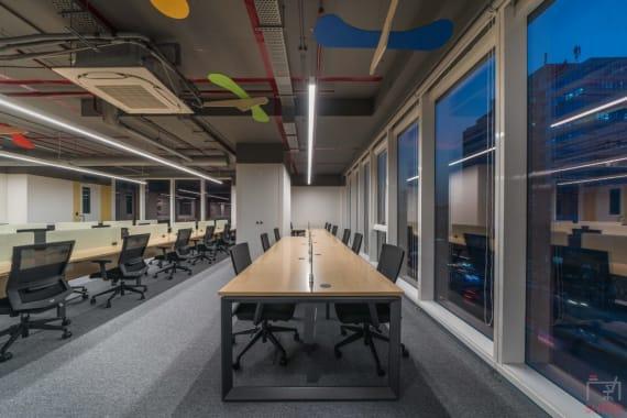 100 seaters Private Room Hyderabad Kondapur work-wild-innovative-workspace