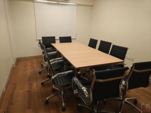 12 seaters Meeting Room Mumbai Worli studio-concave