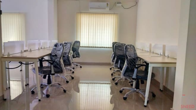 8 seaters Private Room Bangalore Koramangala hg-coworks