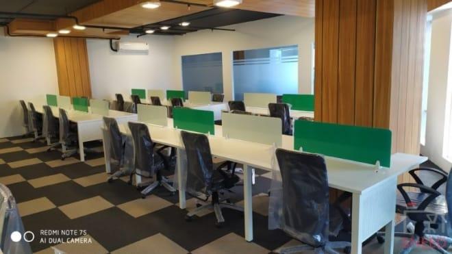 70 seaters Open Desk Pune Kharadi cityspace-coworking