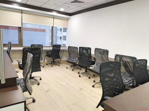 50 seaters Open Desk Hyderabad Kukatpally the-work-hub