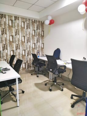 5 seaters Private Room Hyderabad Kukatpally the-work-hub