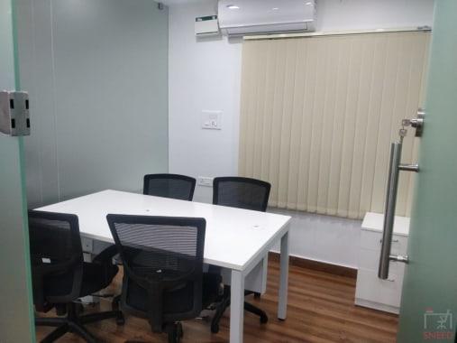 4 seaters Private Room Bangalore Rajajinagar space-55