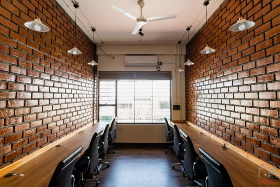 10 seaters Private Room Bangalore Infantry Road rent-a-desk-union