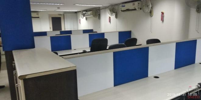 15 seaters Open Desk Rajkot Trikon Baug mybranch-rajkot