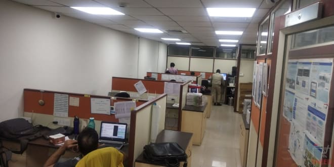 15 seaters Private Room Chandigarh Sector 8C mybranch-chandigarh