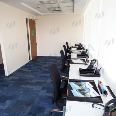 4 seaters Private Room New Delhi Connaught Place avanta-business-centre-ambadeep