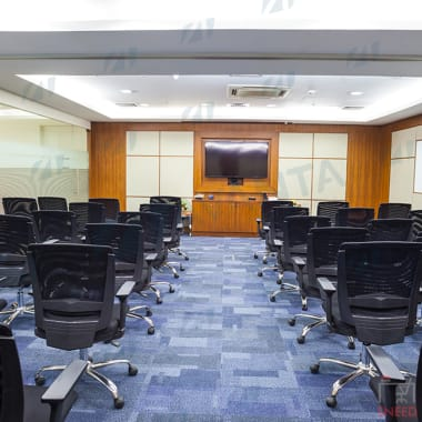 30 seaters Training Room New Delhi Connaught Place avanta-business-centre-statesman-house
