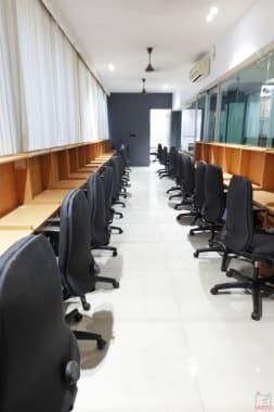 30 seaters Open Desk Mumbai Santacruz officenow