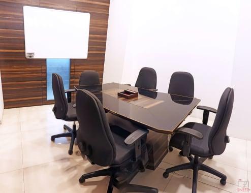 6 seaters Meeting Room Mumbai Santacruz officenow